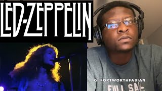 HIP HOP FANS FIRST TIME WATCHING Led Zeppelin - Stairway to Heaven Live | LED ZEPPELIN REACTIONS