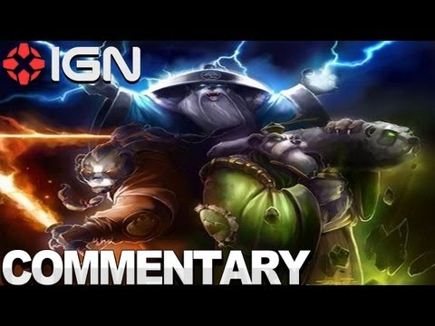 WoW: Mists of Pandaria - Monk Gameplay Commentary