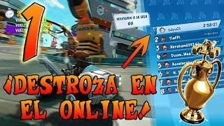 ¡Técnicas Secretas en Crash Team Racing Nitro Fueled!