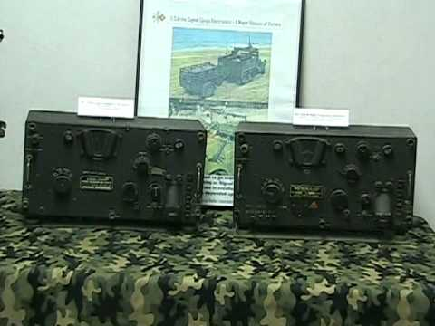 InfoAge Military Electronics- BC342 & BC344