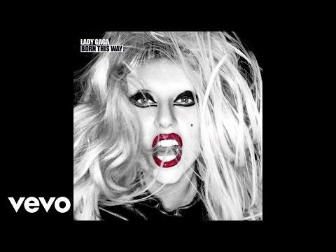 Lady Gaga - Scheibe