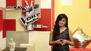 The Voice India - Parampara Thakur in Semi - Final