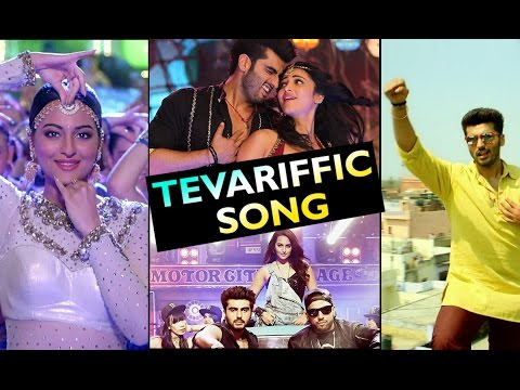 TEVARIFFIC Song | Arjun Kapoor, Sonakshi Sinha, Manoj Bajpayee | Releasing 9th Jan