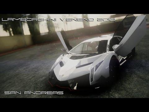 Lamborghini Veneno 2012