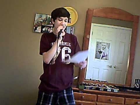 Me Singing Bloody Mary by Lady Gaga (cover)