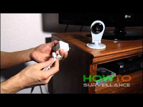 Dropcam Overview Setup