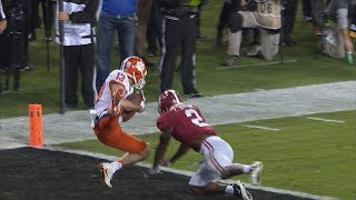 Hunter Renfrow - From Walk-on to Hero