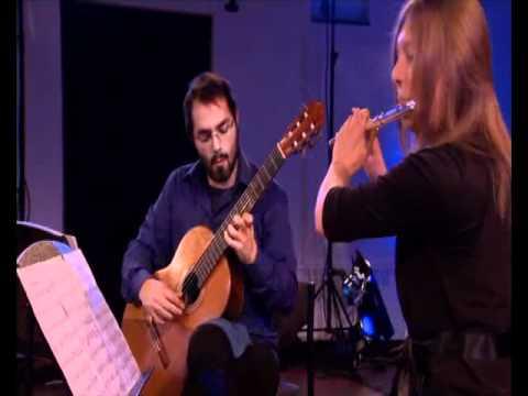 Night Club 1960 - (Histoire du Tango - Astor Piazzolla) - Duo Pensieri Armonici