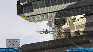 Grand Theft Auto V (GTA V) - All Knife Flight Locations (Close Shave Trophy / Achievement Guide)