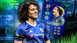 FLASHBACK David Luiz BATTLESHIP WAGER  🚿🚨 Nächster ICON DISCARD ??? FIFA 19