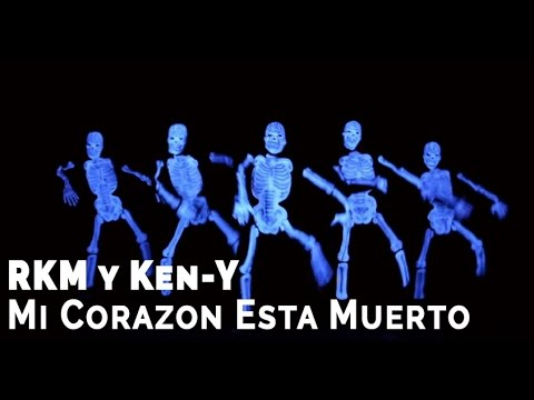 Rkm & Ken-y - Mi Corazon Esta Muerto (official Video) video