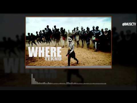 Tekno - Where (OFFICIAL AUDIO 2016)