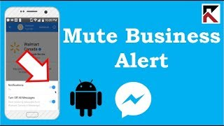 How To Mute Notifications With A Business Facebook Messenger Android