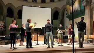 Piffaro Rehearsal September 14, 2018