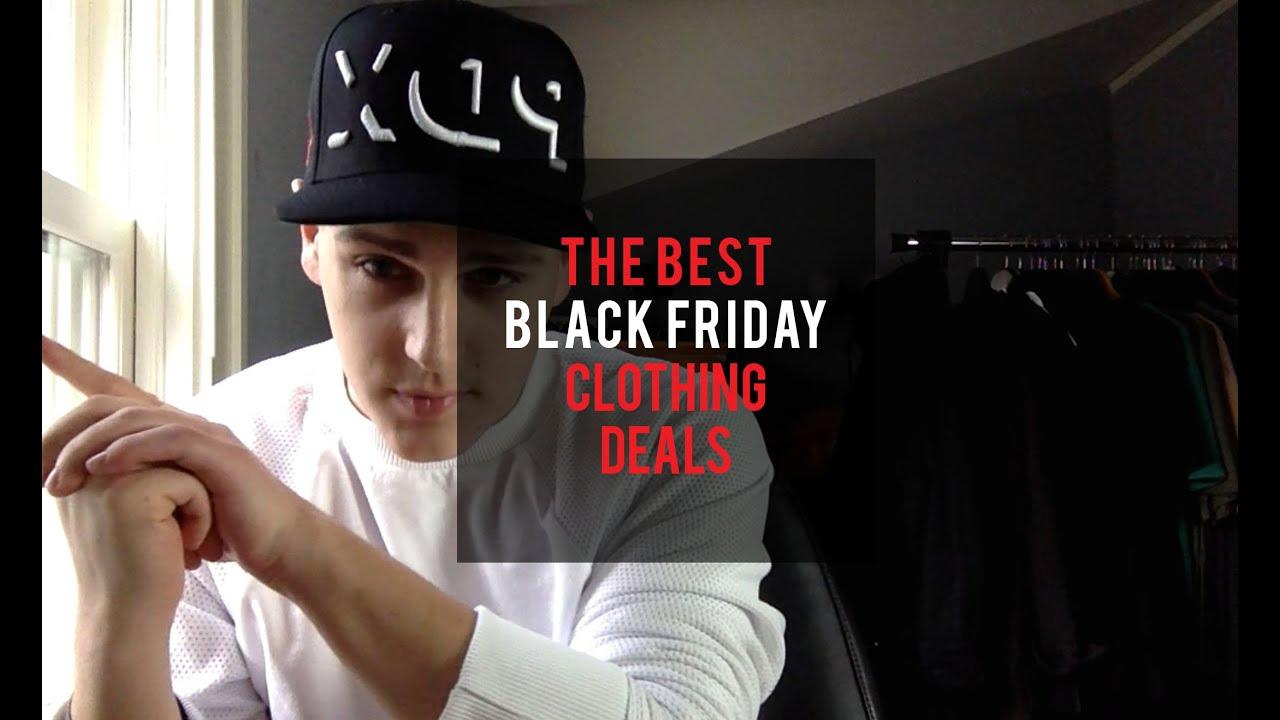 Black Friday Women's Clothing Deals. We expect Black Friday Women's Clothing Deals to be posted sometime in October - November.. Black Friday Men's Clothing.