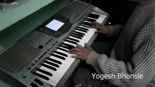 Chal Waha Jaate Hai Arijit Singh  Piano Cover By Yogesh Bhonsle