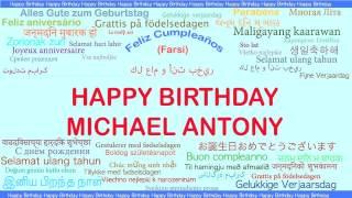Michael Antony   Languages Idiomas - Happy Birthday