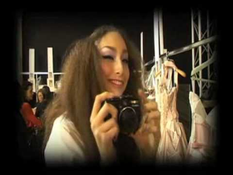 Christian Dior Haute Couture S/S 2009 - backstage / show - youtube