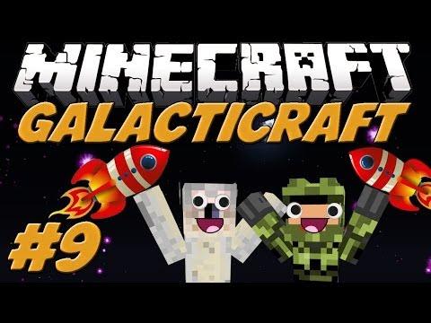 Minecraft Galacticraft #9 - Hitzegeneratoren! [Deutsch/HD] Let's Play Galacticraft Modpack