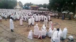 Ethiopan Ortodox Tewahido Aksum Tsyon