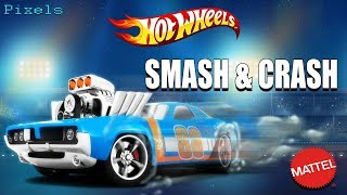 Hot Wheels® Smash & Crash - All Cars