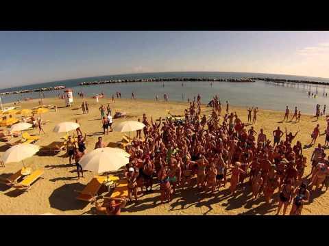 Happy Beach Rimini By Nanni Walter