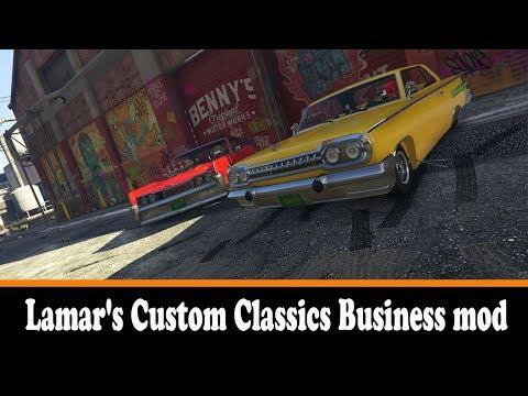 Lamars Custom Classics Business Mod