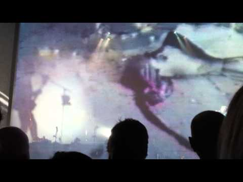 Massive Attack V Adam Curtis ,just Like Honey ,jmc ,  Mif. Mayfield Station  , Manchester ,4 7 13