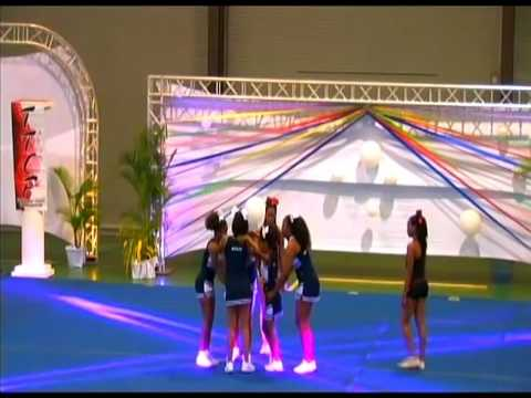 TTCF Cheer Xplosion 2016              St Joseph Convent - Port Of Spain