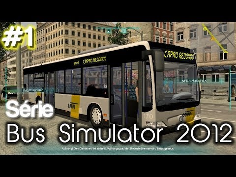 Bus Simulator 2012 #1 (Tutorial) [PT-BR]