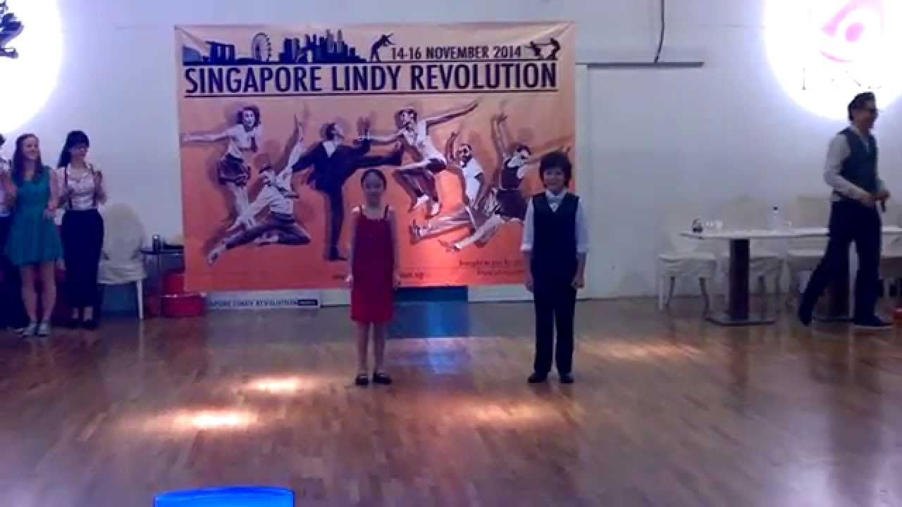 Singapore Lindy Revolution 2014 Friday Night Performance ...