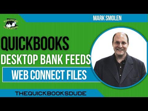 QuickBooks (Web Connect) - Wells Fargo – Banking