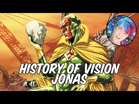 History of Vision - Jonas