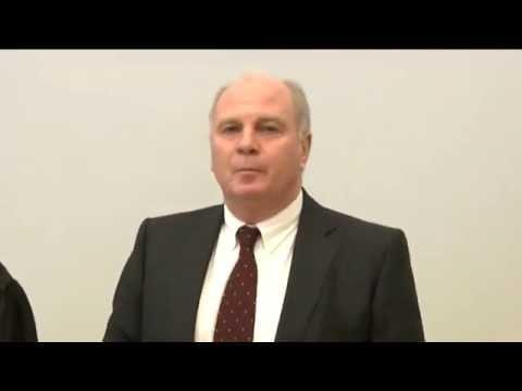 Uli Hoeneß: So wird er im Gefängnis leben