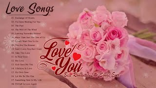 Best Love Songs Collection 80's 90's Playlist - Most Romantic Love Songs Of 80's 90's