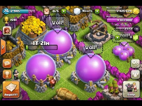 *Please Like and Subscribe!* Town Hall level 9 Town Hal