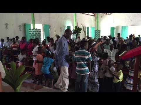 Palm Sunday - Post Mass Potino (Portino) Haiti