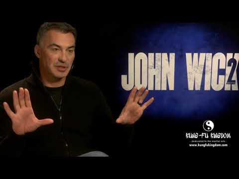 Interview With Chad Stahelski - John Wick: Chapter 2