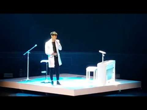 160701 1:31 AM JB And Youngjae Live [Fly In Dallas]