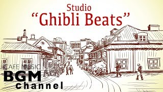 "Studio Ghibli Jazz Beats  ""Kiki's Delivery Service / 魔女の宅急便"" - Relaxing Cafe Beats"