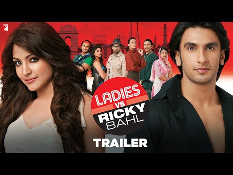Ladies Vs Ricky Bahl  - Trailer With English Subtitles