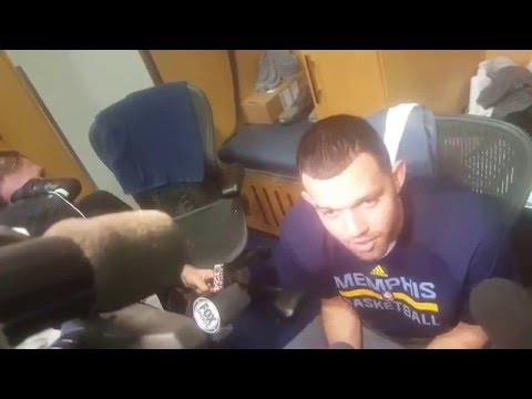 Bulls vs Grizzlies: Post Game -- Jordan Farmar