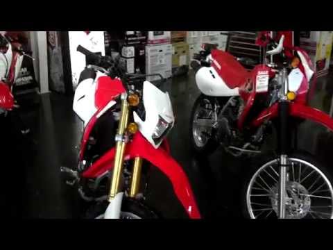 2013 Honda CRF250L Comparison To 2012 Honda XR650L Dual Purpose Motorcycle - Honda of Chattanooga