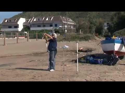 SURFCASTING: accessori nuovi per pescare dalla spiaggia.