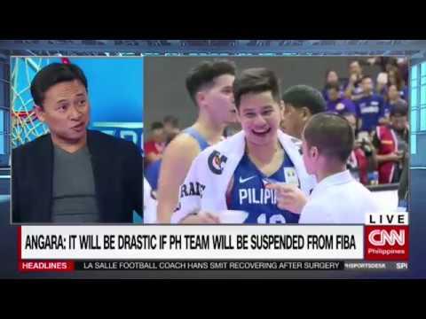 PH awaits FIBA decision on Gilas-Australia brawl