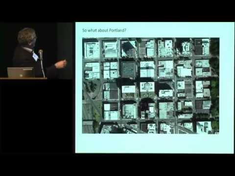 Dan Vizzini, Portland Ecoroof Symposium 2012