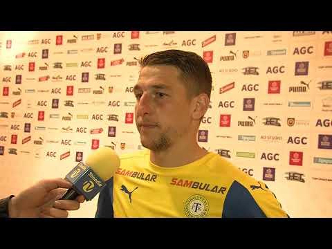 Rozhovory po utkání s Mladou Boleslaví (13.4.2018)