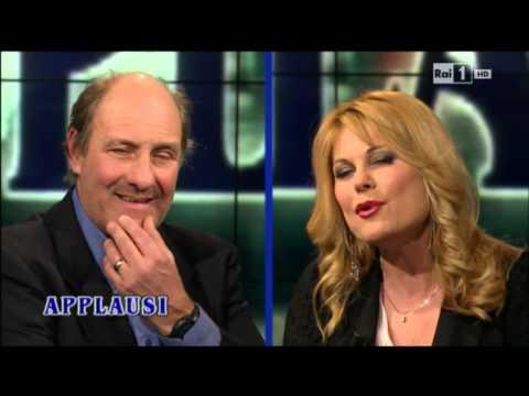 """Patrizia Pellegrino e Stefano Masciarelli – """"Qualcuno è perfetto"""" Applausi (02.02.2014)"""