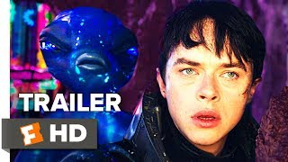 Valerian and the City of a Thousand Planets Trailer #1 (2017) | Movieclips Trailers