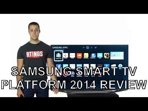 Samsung Smart TV Platform 2014 Review